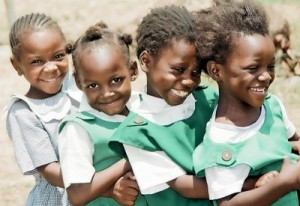 children zambia