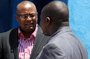 Cabinet Office Permanent Secretary, Emmanuel Mwamba. Photo source: Zambian Watchdog